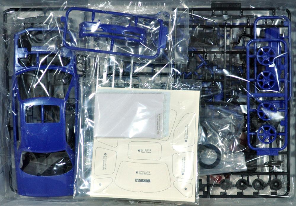 ニッサン ER34 スカイライン 25GT TURBO '01プラモデル(アオシマ1/24 ザ・モデルカーNo.088)商品画像_1