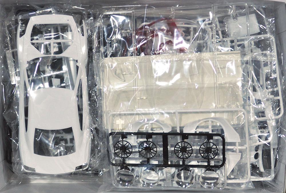 LBワークス R35 GT-R type 1.5プラモデル(アオシマ1/24 リバティーウォークNo.011)商品画像_1