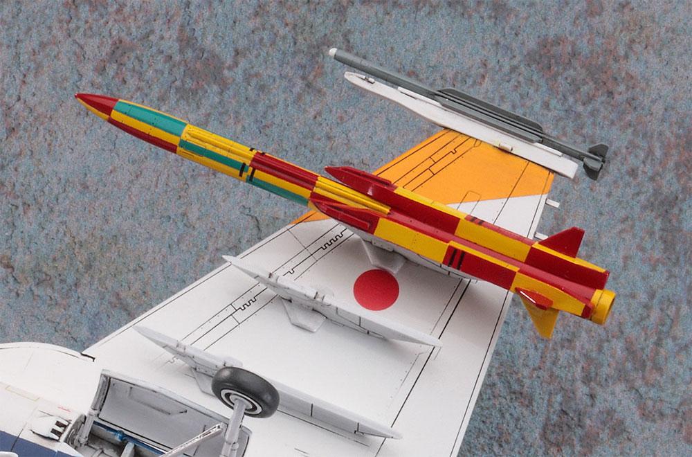 三菱 F-2A 飛行開発実験団 w/ASM-3プラモデル(ハセガワ1/72 飛行機 限定生産No.02274)商品画像_3