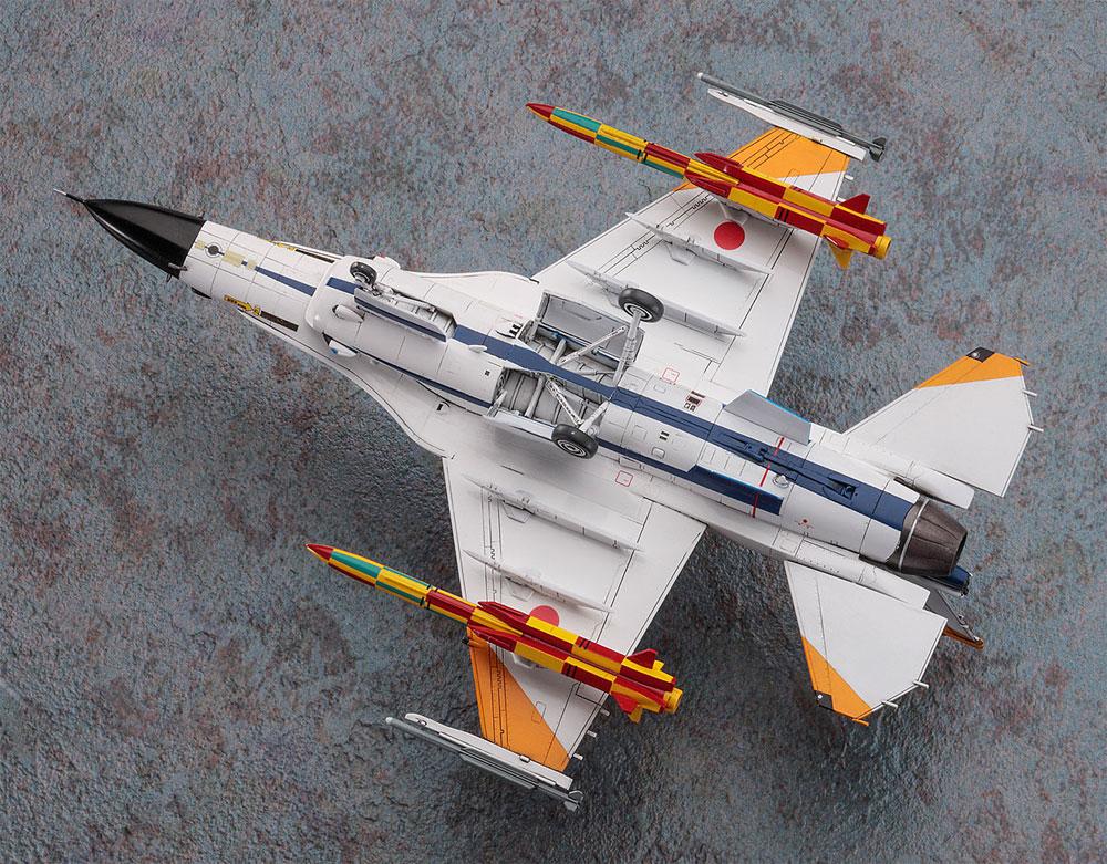 三菱 F-2A 飛行開発実験団 w/ASM-3プラモデル(ハセガワ1/72 飛行機 限定生産No.02274)商品画像_4