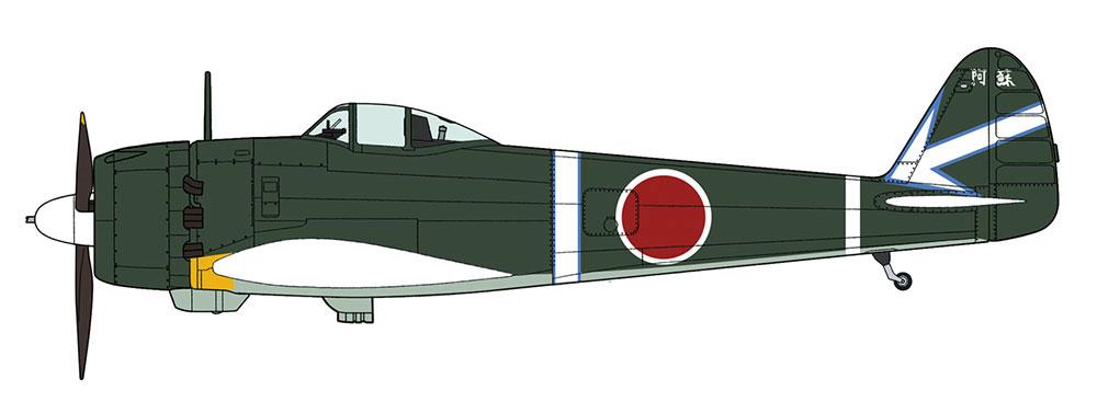 中島 キ43 一式戦闘機 隼 3型 飛行第64戦隊プラモデル(ハセガワ1/48 飛行機 限定生産No.07468)商品画像_3