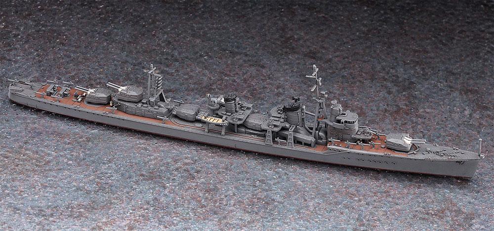 日本駆逐艦 朝霜プラモデル(ハセガワ1/700 ウォーターラインシリーズNo.465)商品画像_2