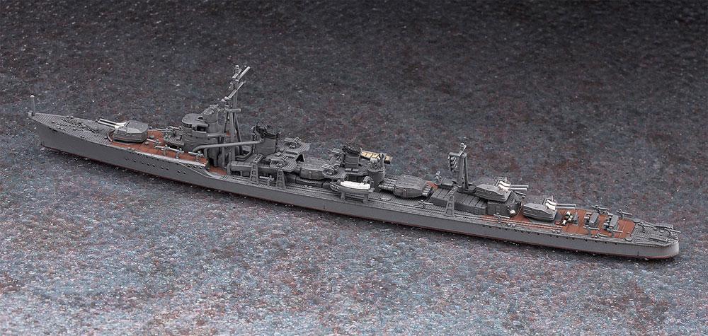 日本駆逐艦 朝霜プラモデル(ハセガワ1/700 ウォーターラインシリーズNo.465)商品画像_3