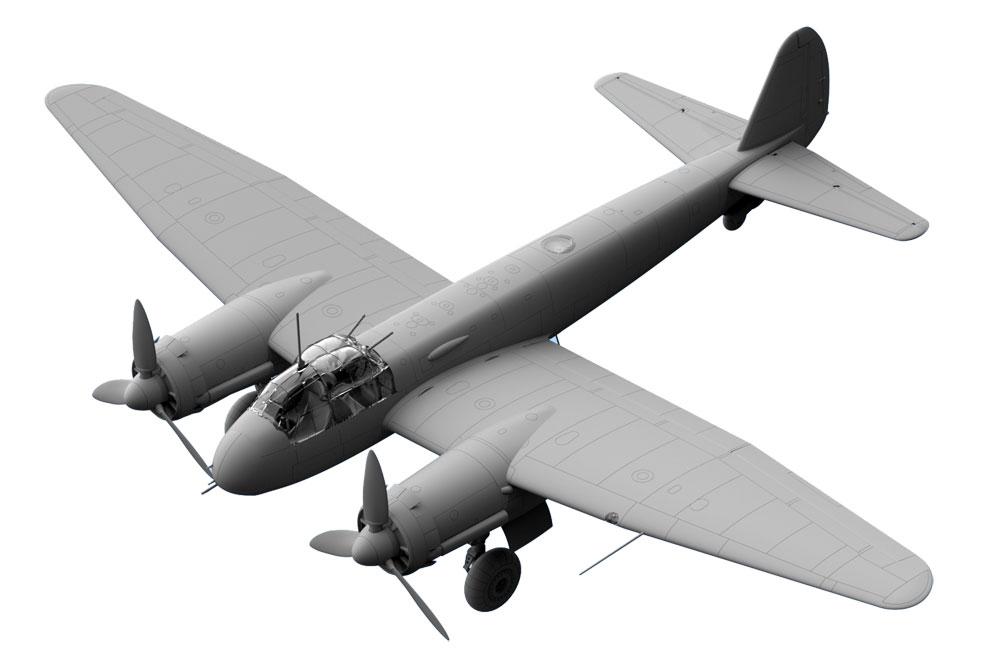 ユンカース Ju88C-6 重戦闘機プラモデル(ICM1/48 エアクラフト プラモデルNo.48238)商品画像_2