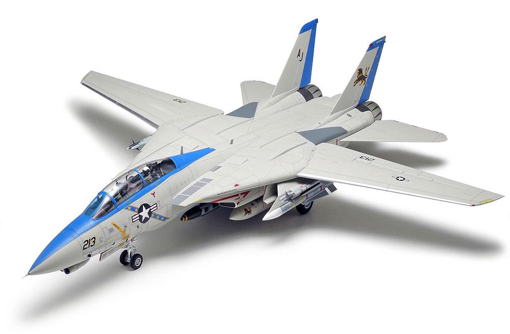 グラマン F-14D トムキャットプラモデル(タミヤ1/48 傑作機シリーズNo.118)商品画像_2