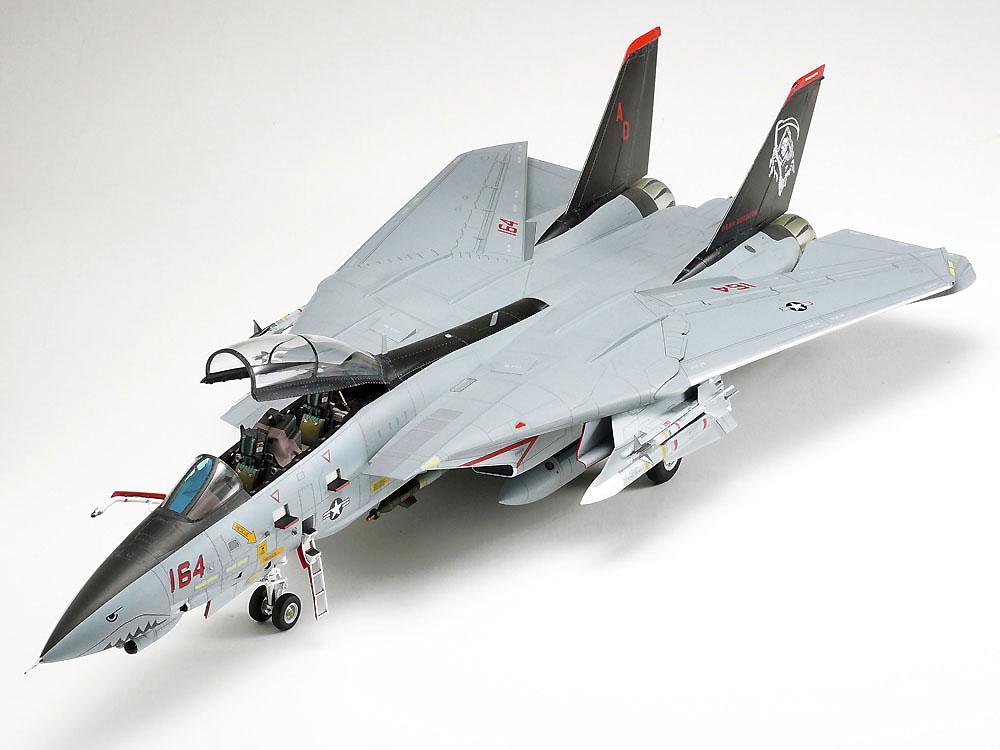 グラマン F-14D トムキャットプラモデル(タミヤ1/48 傑作機シリーズNo.118)商品画像_3