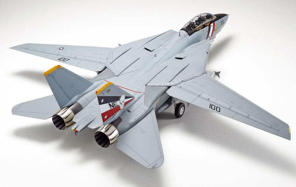 グラマン F-14D トムキャットプラモデル(タミヤ1/48 傑作機シリーズNo.118)商品画像_4