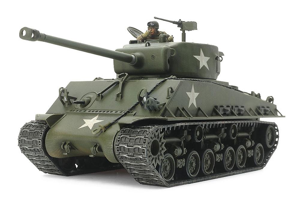 アメリカ戦車 M4A3E8 シャーマン イージーエイトプラモデル(タミヤ1/48 ミリタリーミニチュアシリーズNo.095)商品画像_2