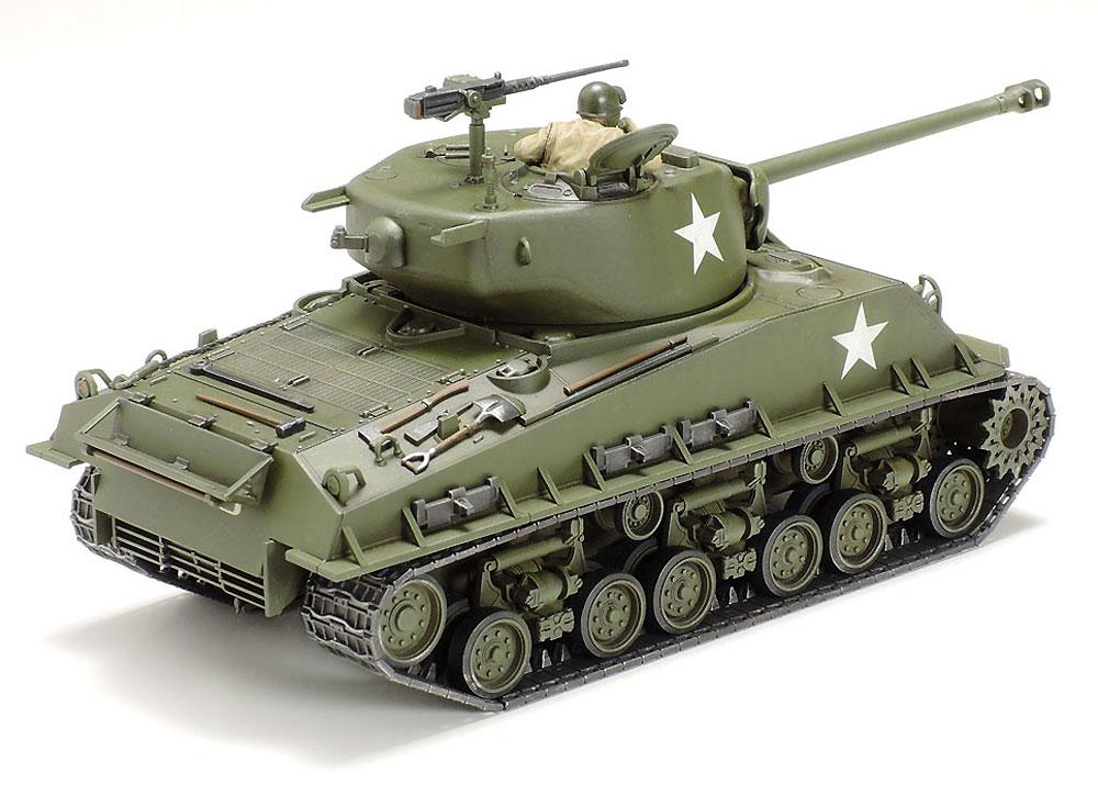 アメリカ戦車 M4A3E8 シャーマン イージーエイトプラモデル(タミヤ1/48 ミリタリーミニチュアシリーズNo.095)商品画像_3