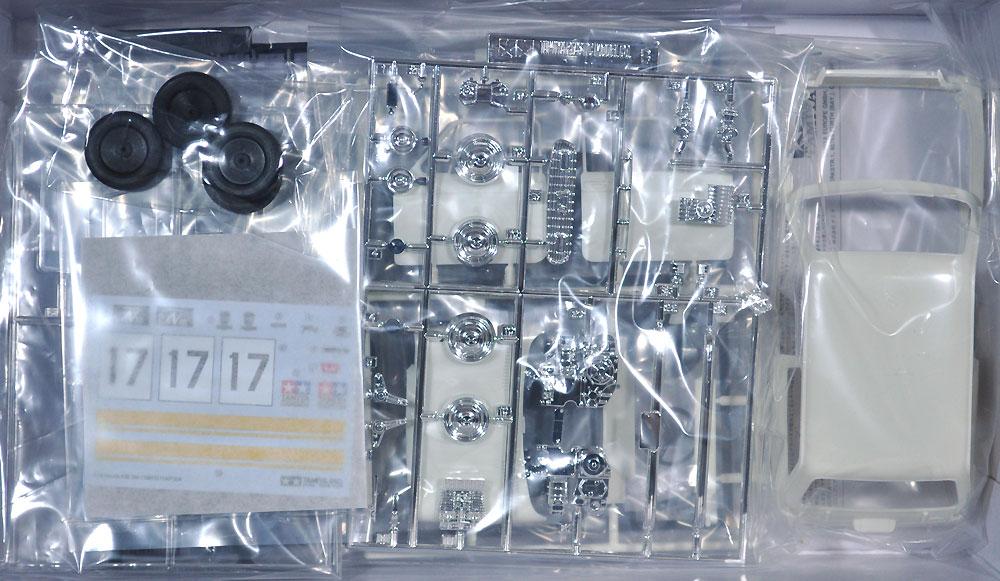 ホンダ N3 360プラモデル(タミヤ1/18 チャレンジャーシリーズNo.010)商品画像_1