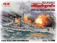 ドイツ 弩級戦艦 マルクグラーフ