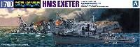 英国海軍 重巡洋艦 エクセター