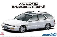 アオシマ1/24 ザ・モデルカーホンダ CF2 アコードワゴン SiR '96
