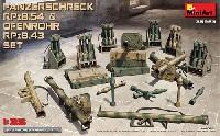 パンツァーシュレック RPzB.54 & オーフェンローア RPzB.43 セット