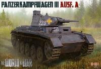 ドイツ 3号戦車 A型