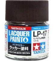タミヤタミヤ ラッカー塗料LP-17 リノリウム甲板色