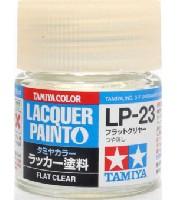 タミヤタミヤ ラッカー塗料LP-23 フラットクリヤー