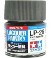 タミヤタミヤ ラッカー塗料LP-26 濃緑色 (陸上自衛隊)