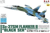 プラッツ航空模型特選シリーズSu-27SM フランカー B 黒海フロント