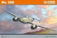 エデュアルド1/48 プロフィパックハインケル He280