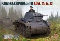 ドイツ 2号戦車 a1/a2/a3