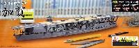 フジミ1/700 特EASY SPOT日本海軍 航空母艦 加賀 (艦載機75機付き 真珠湾攻撃時)