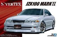 アオシマ1/24 ザ・チューンドカーVERTEX JZX100 マーク 2 ツアラーV '98 (トヨタ)