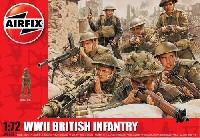 エアフィックス1/72 AFVWW2 イギリス軍 歩兵