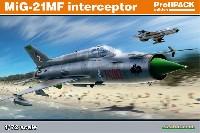 エデュアルド1/72 プロフィパックMiG-21MF