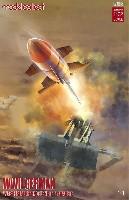 モデルコレクト1/72 AFV キットドイツ ヴァッサーファル 遠隔操縦式 地対空ロケット (2キット入)