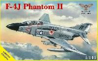 ソヴァ M1/144 エアクラフトF-4J ファントム 2
