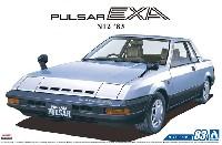 アオシマ1/24 ザ・モデルカーニッサン HN12 パルサー EXA '83