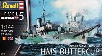 フラワー級 コルベット HMS バターカップ