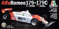 アルファロメオ 179/179C