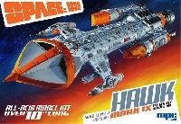 MPCプラスチックモデルキットスペース 1999 ホーク MARK 9