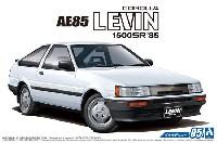 アオシマ1/24 ザ・モデルカートヨタ AE85 カローラレビン 1500SR '85