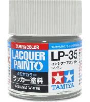 タミヤタミヤ ラッカー塗料LP-35 インシグニアホワイト