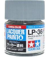 タミヤタミヤ ラッカー塗料LP-36 ダークゴーストグレイ