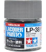 タミヤタミヤ ラッカー塗料LP-38 フラットアルミ