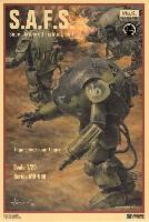 ウェーブ1/20 マシーネン・クリーガーシリーズS.A.F.S.