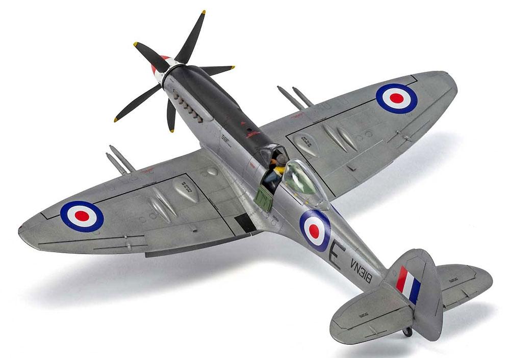 スーパーマリーン スピットファイア F. Mk.22/24プラモデル(エアフィックス1/48 ミリタリーエアクラフトNo.A06101A)商品画像_2