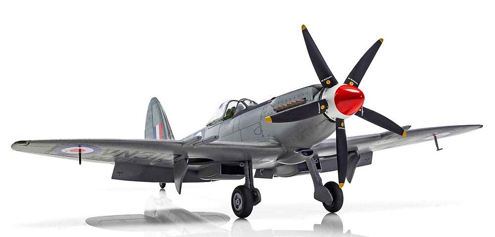 スーパーマリーン スピットファイア F. Mk.22/24プラモデル(エアフィックス1/48 ミリタリーエアクラフトNo.A06101A)商品画像_4