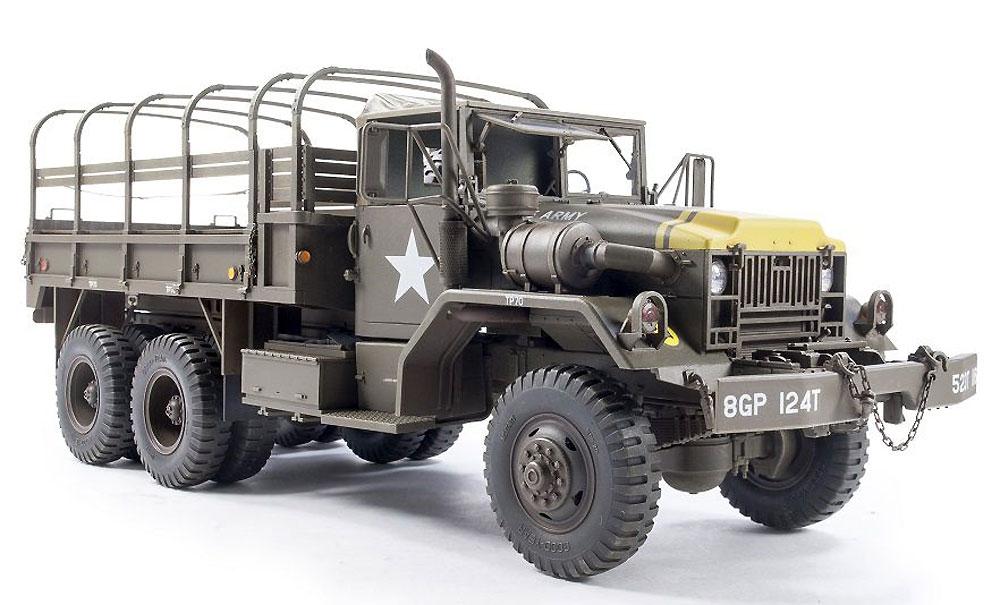 M54A2 5t 6x6 カーゴトラックプラモデル(AFV CLUB1/35 AFV シリーズNo.AF35300)商品画像_2