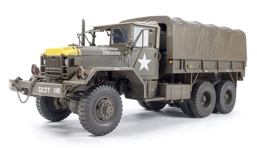 M54A2 5t 6x6 カーゴトラックプラモデル(AFV CLUB1/35 AFV シリーズNo.AF35300)商品画像_3
