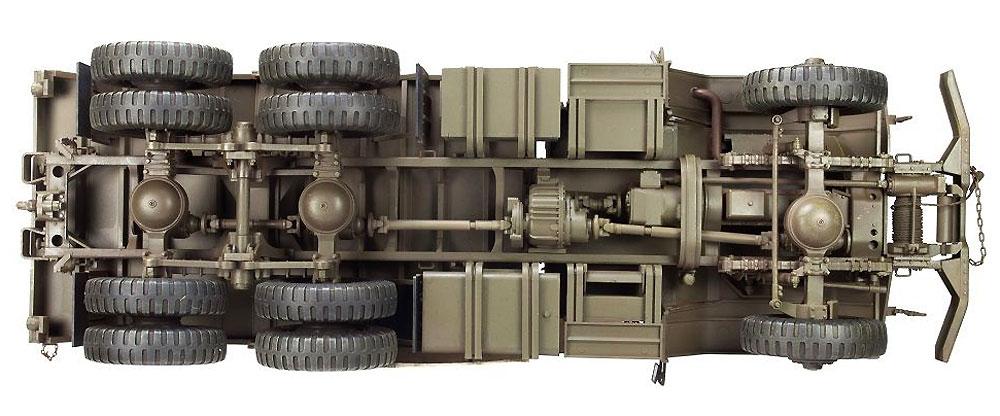 M54A2 5t 6x6 カーゴトラックプラモデル(AFV CLUB1/35 AFV シリーズNo.AF35300)商品画像_4