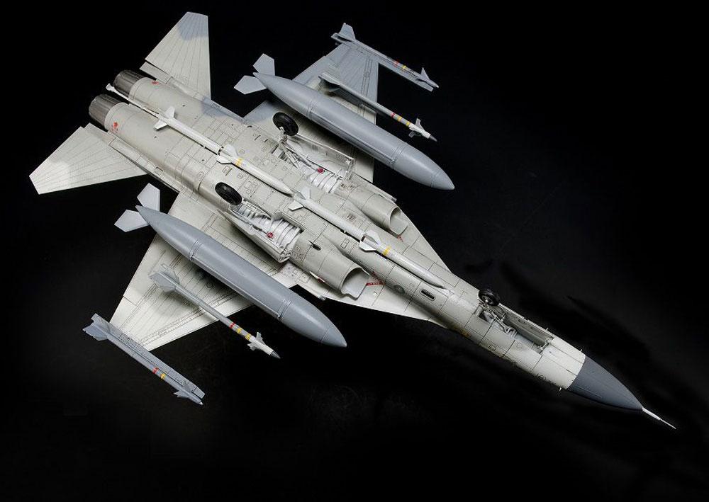 F-CK-1D 経国号 (複座型)プラモデル(AFV CLUB1/48 エアクラフト プラモデルNo.AR48109)商品画像_3