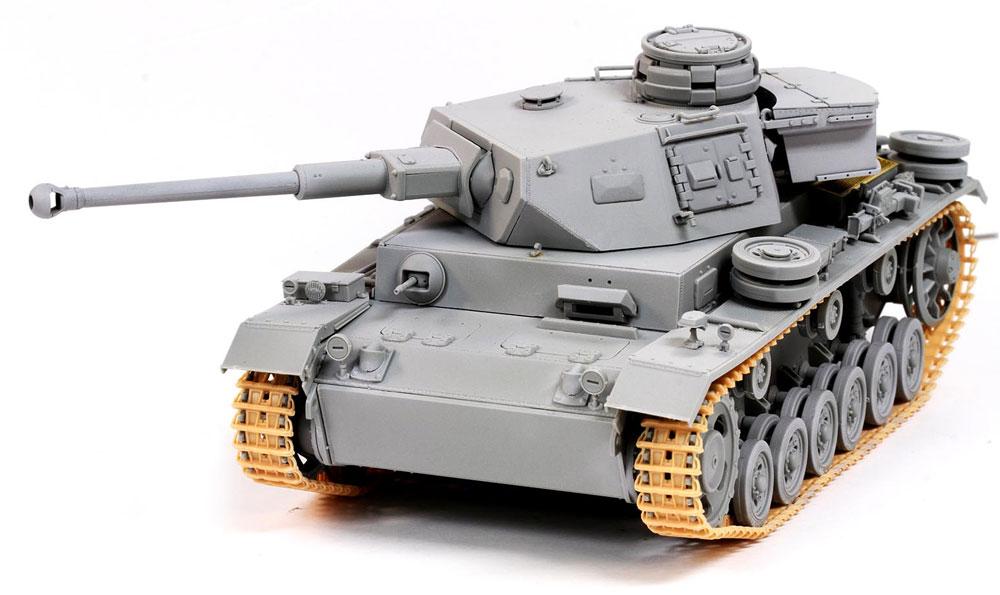 ドイツ 3号戦車 K型プラモデル(ドラゴン1/35 '39-'45 SeriesNo.6903)商品画像_3