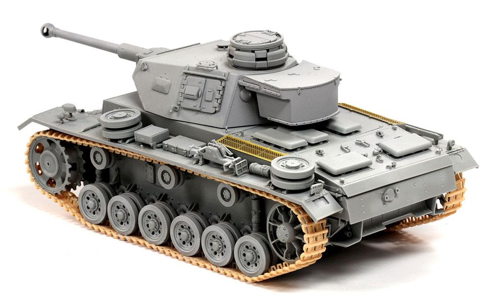 ドイツ 3号戦車 K型プラモデル(ドラゴン1/35 '39-'45 SeriesNo.6903)商品画像_4