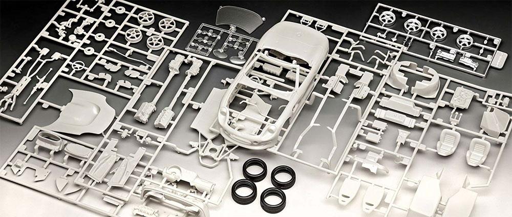 シェルビー シリーズ 1プラモデル(レベルカーモデルNo.07039)商品画像_1