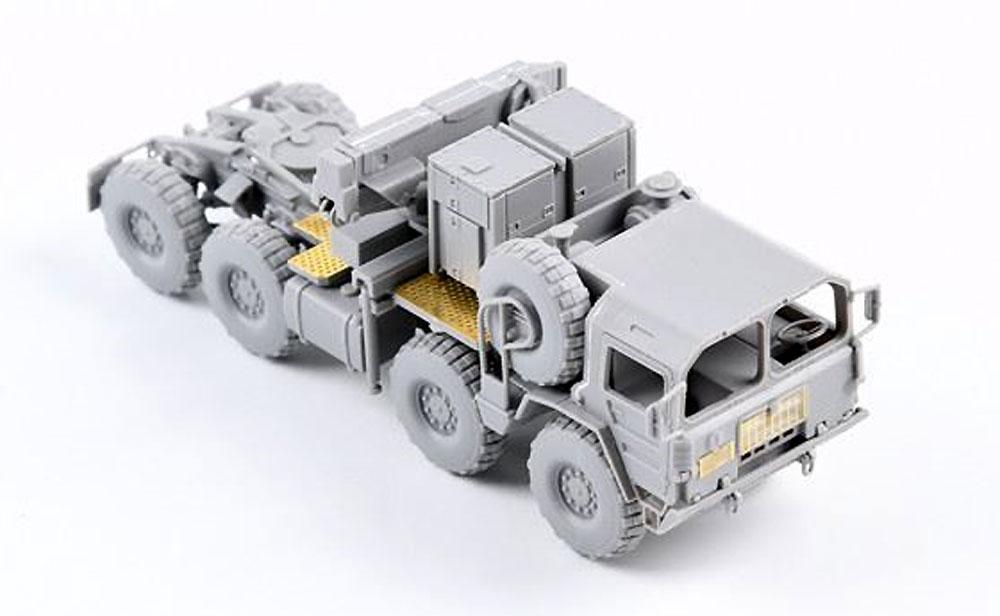 ドイツ KAT1 M1001 8x8 高機動オフロードトラックプラモデル(モデルコレクト1/72 AFV キットNo.UA72119)商品画像_3